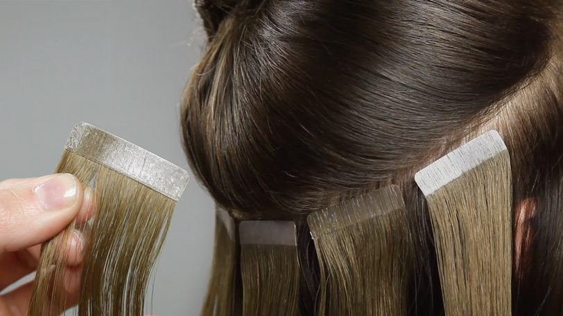 Hair-Extention
