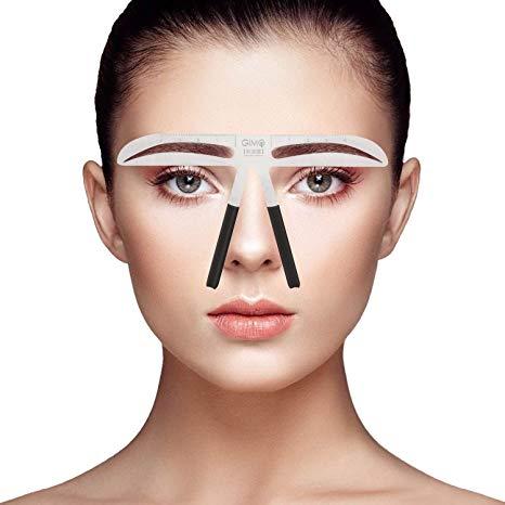 هاشور و قرینه سازی ابرو | کشیدن ابروهایی مناسب چهره