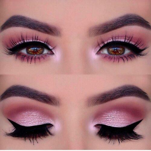 سایه چشم و تکنیک های زیبایی چشم