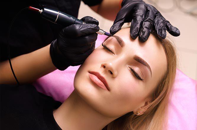 ابزار آرایش دائم