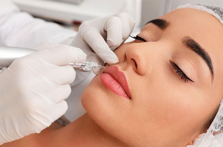 ایمنی و بهداشت آرایش دائم